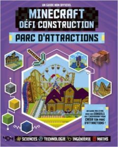 Couverture de Minecraft – Défi construction – Parc d'attractions