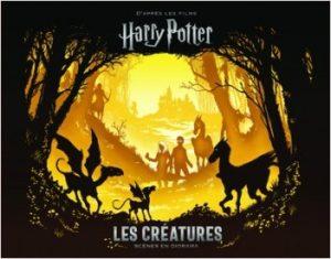 Harry Potter - Les créatures (couverture)