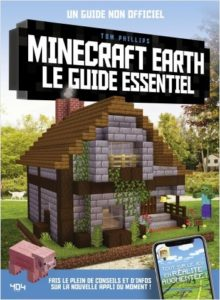 Minecraft Earth, Le guide essentiel (couverture)