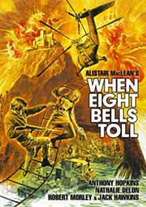 """affiche du film """"When Eight Bells Toll"""""""